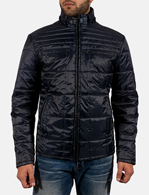 Alps Quilted Windbreaker Jacket