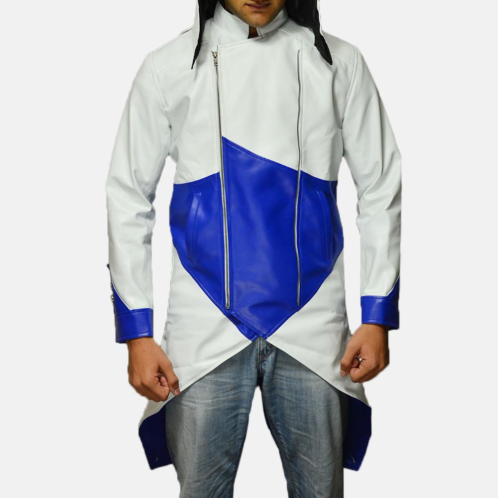 Mens Vigilantte Leather Jacket 2