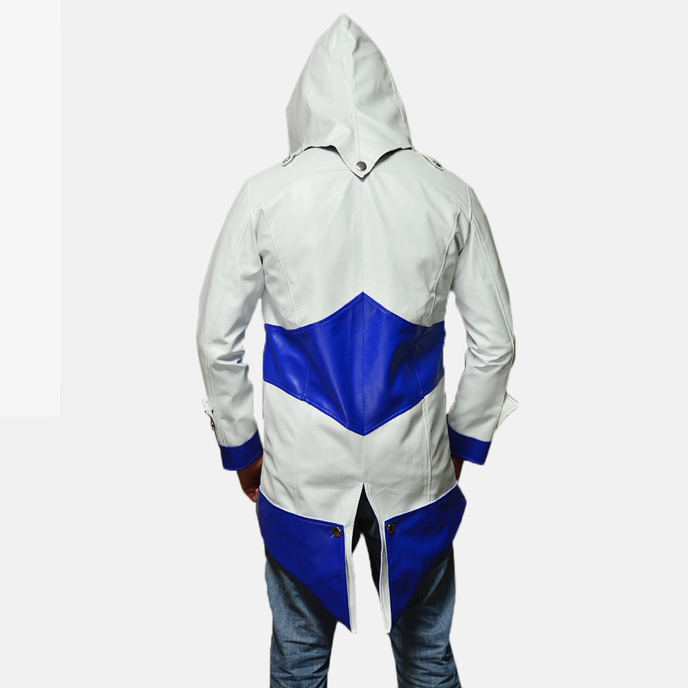 Mens Vigilantte Leather Jacket 4