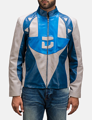 Mens Dusk Citizen Leather Jacket 1