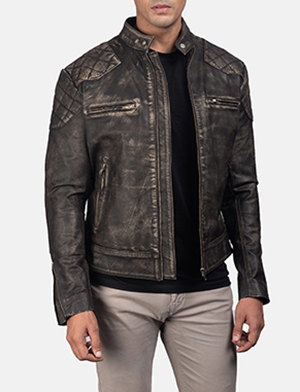Gatsby%20distressed%20brown%20leather%20jacket category 1531305553202