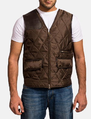 Hybridge%20quilted%20brown%20vest%20for%20men 1491324006120