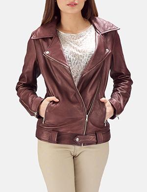 76334f725e88b Women s Biker Jackets - Buy Leather Biker Jackets For Women