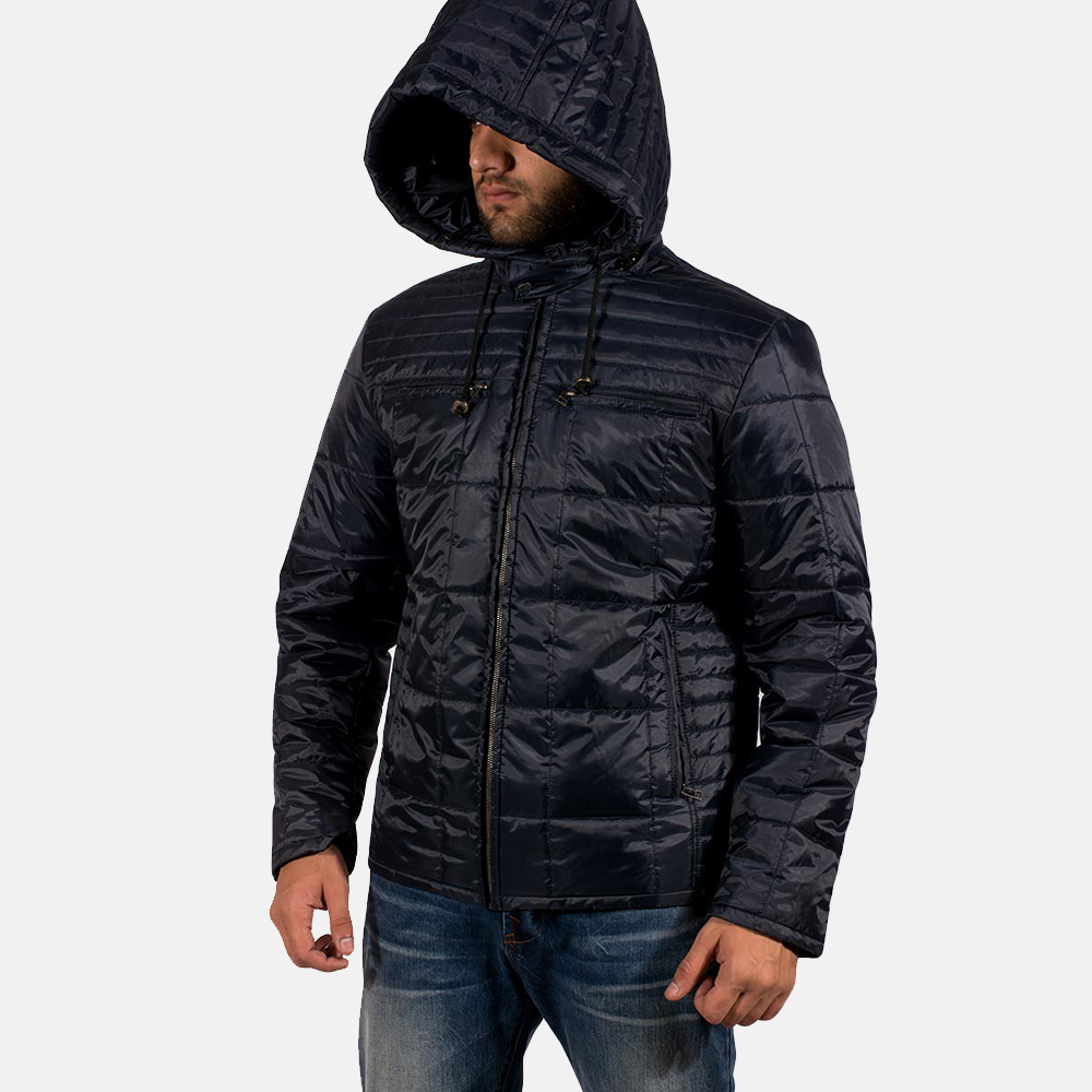 Mens Alps Quilted Windbreaker Jacket 2