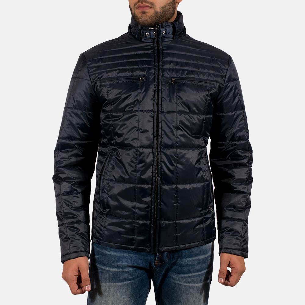 Mens Alps Quilted Windbreaker Jacket 3