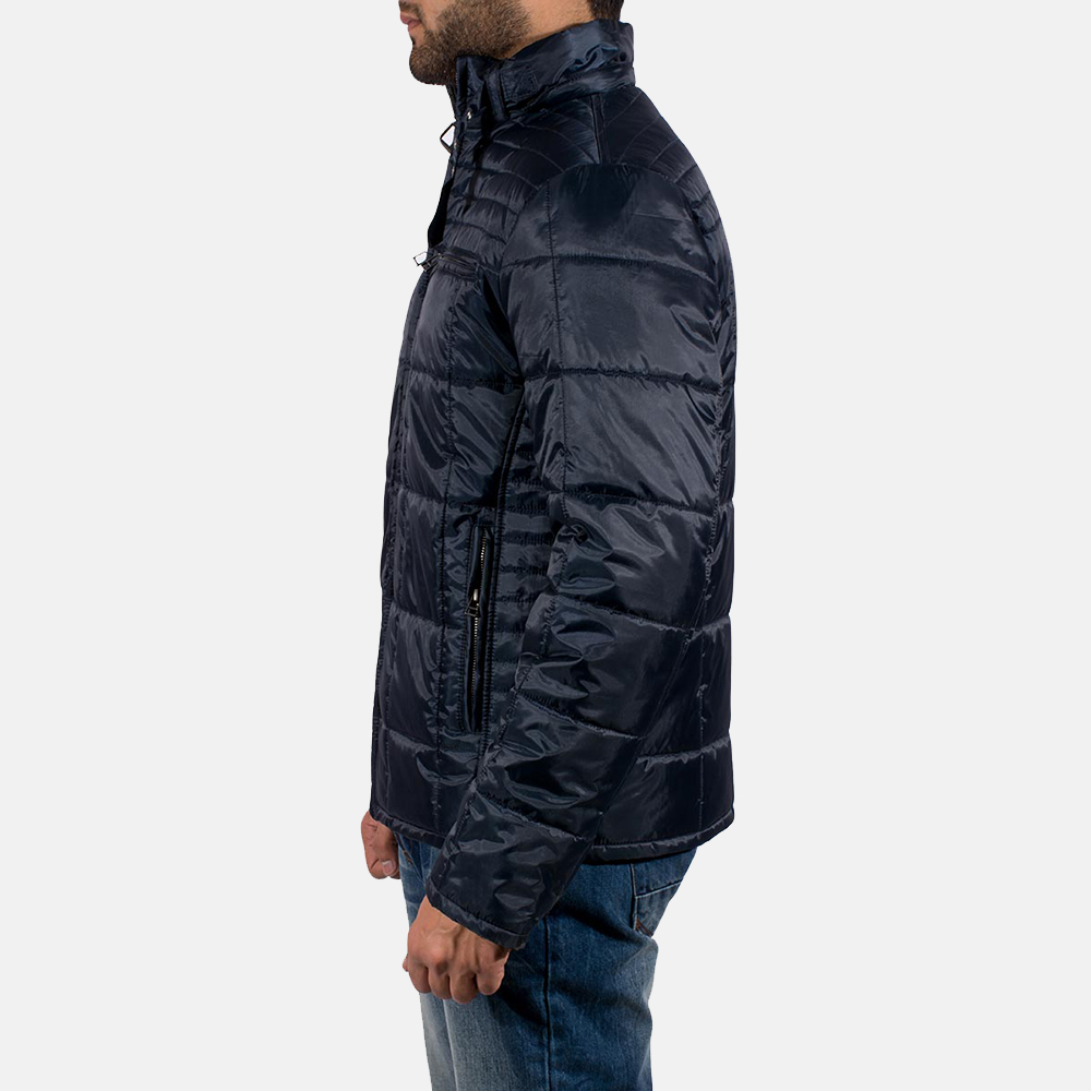 Mens Alps Quilted Windbreaker Jacket 5