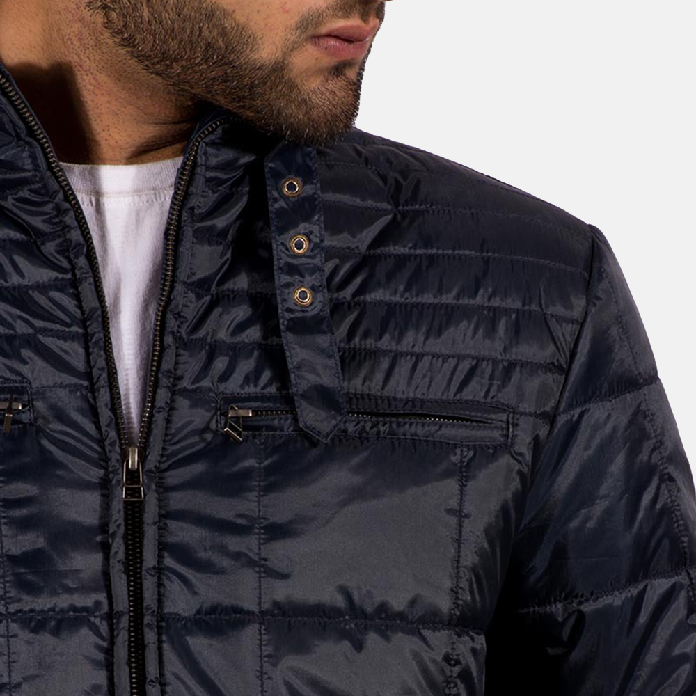 Mens Alps Quilted Windbreaker Jacket 4