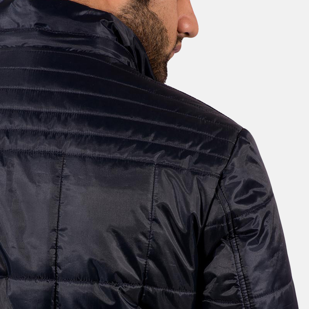Mens Alps Quilted Windbreaker Jacket 7