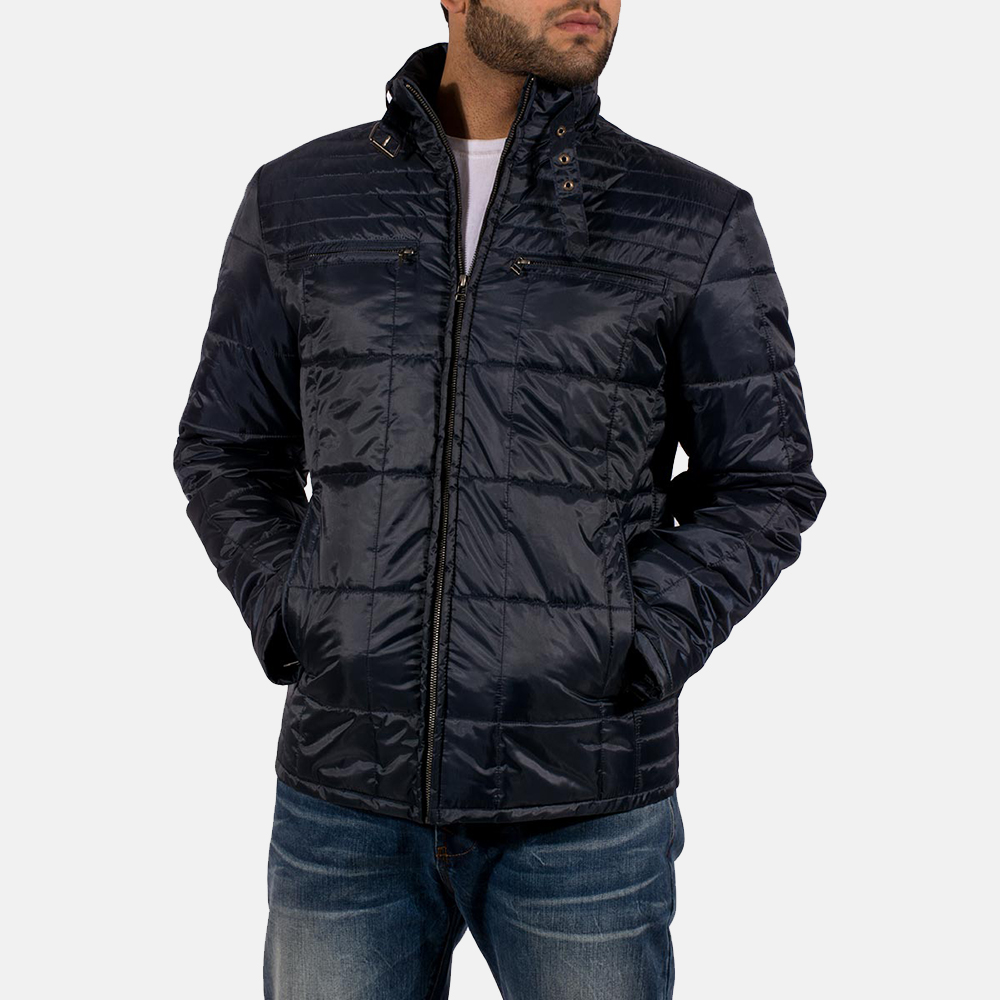 Mens Alps Quilted Windbreaker Jacket 1