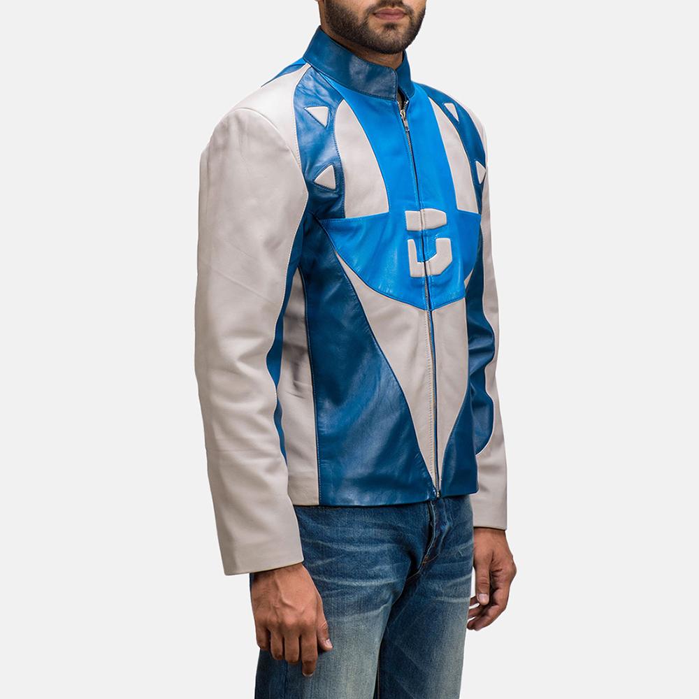 Mens Dusk Citizen Leather Jacket 3