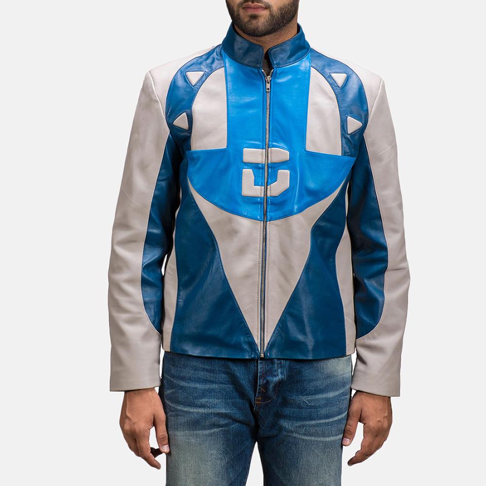 Mens Dusk Citizen Leather Jacket 2