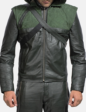 Mens%20green%20hooded%20leather%20jacket 1493195629653