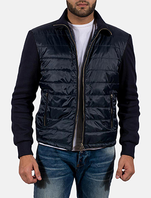 Nashville Quilted Windbreaker Jacket