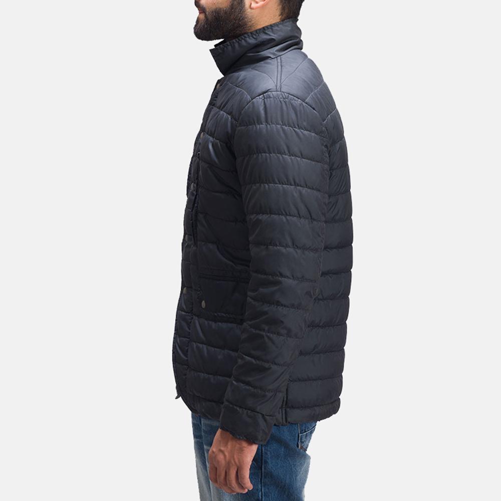 Mens Bo Quilt Windbreaker Jacket 4