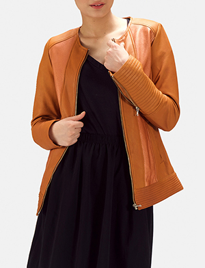 Tan paneled jacket zoomin 2 a 1491411810316