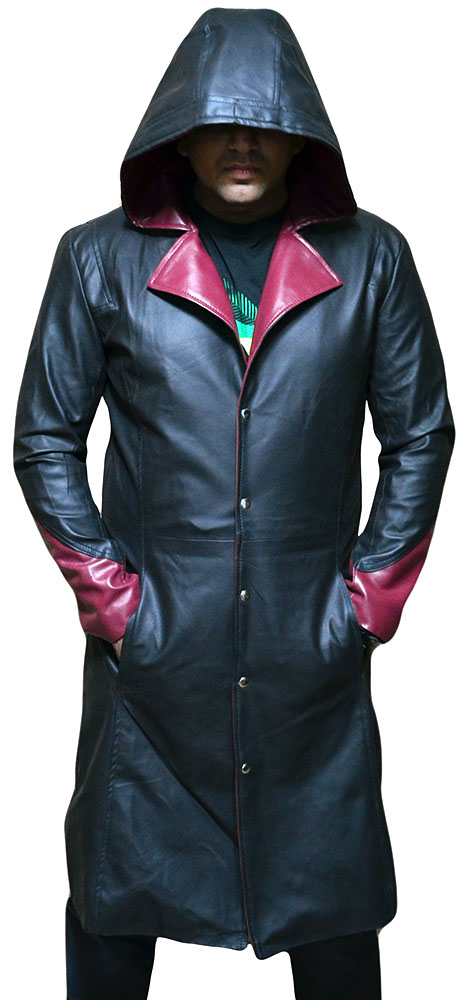 Devil May Cry DMC Dante Coat