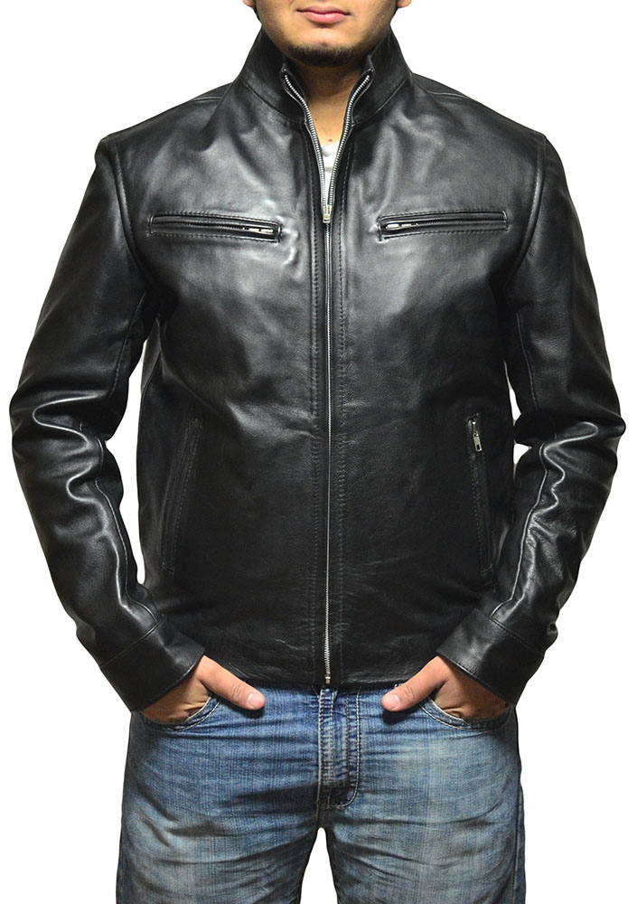 Fast & Furious 6 Vin Diesel Leather Jacket