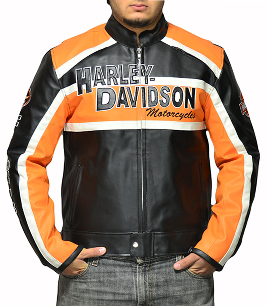 Harley Davdison Leather Jacket