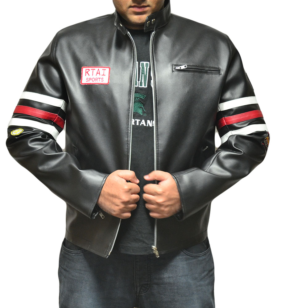 House MD Leather Jacket