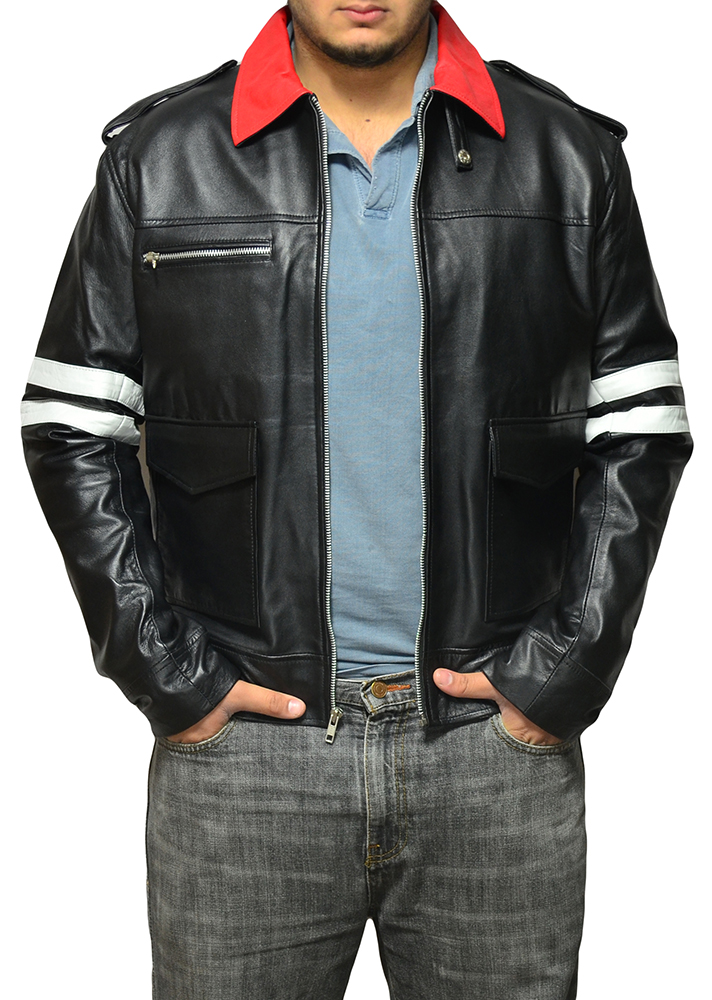 Prototype Alex Mercer Gaming Leather Jacket