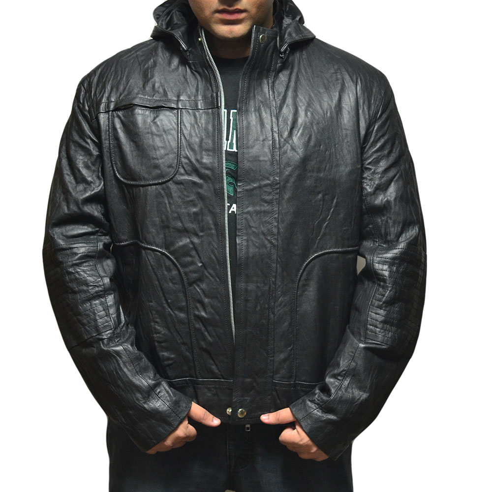 Tom Cruise Mission Impossible Ghost Protocol Leather Jacket
