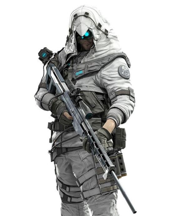 Assassin's Creed Recon jacket