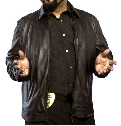 22 Jump Street Ice Cube Captain Dickson Jacket