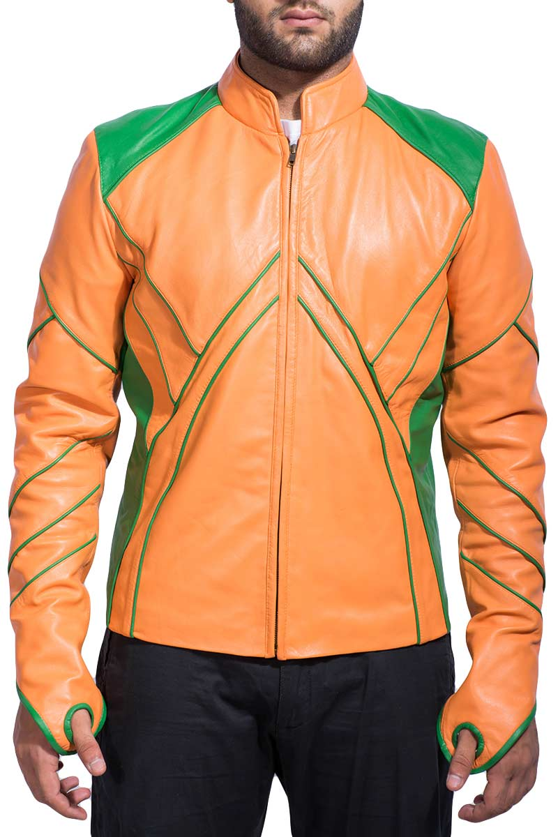 Aquaman Smallville Jacket