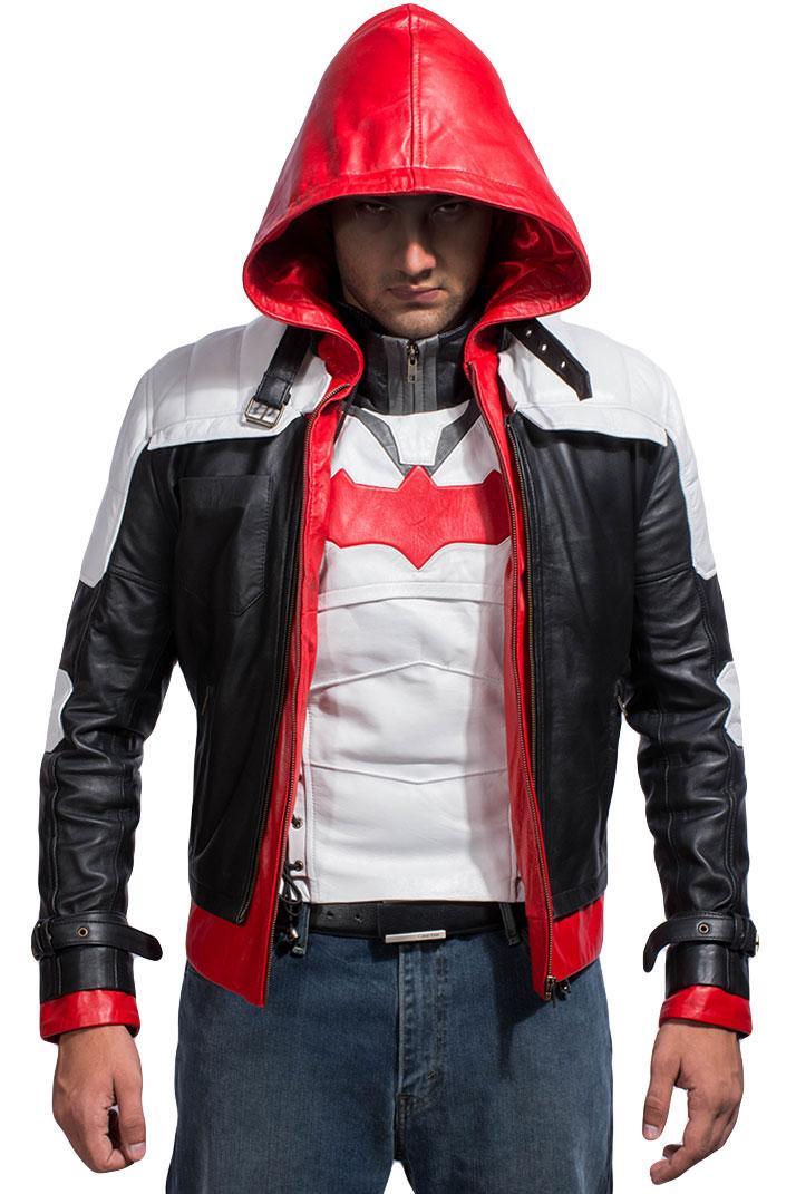 Batman Arkham Knight Red hood Jacket & Vest