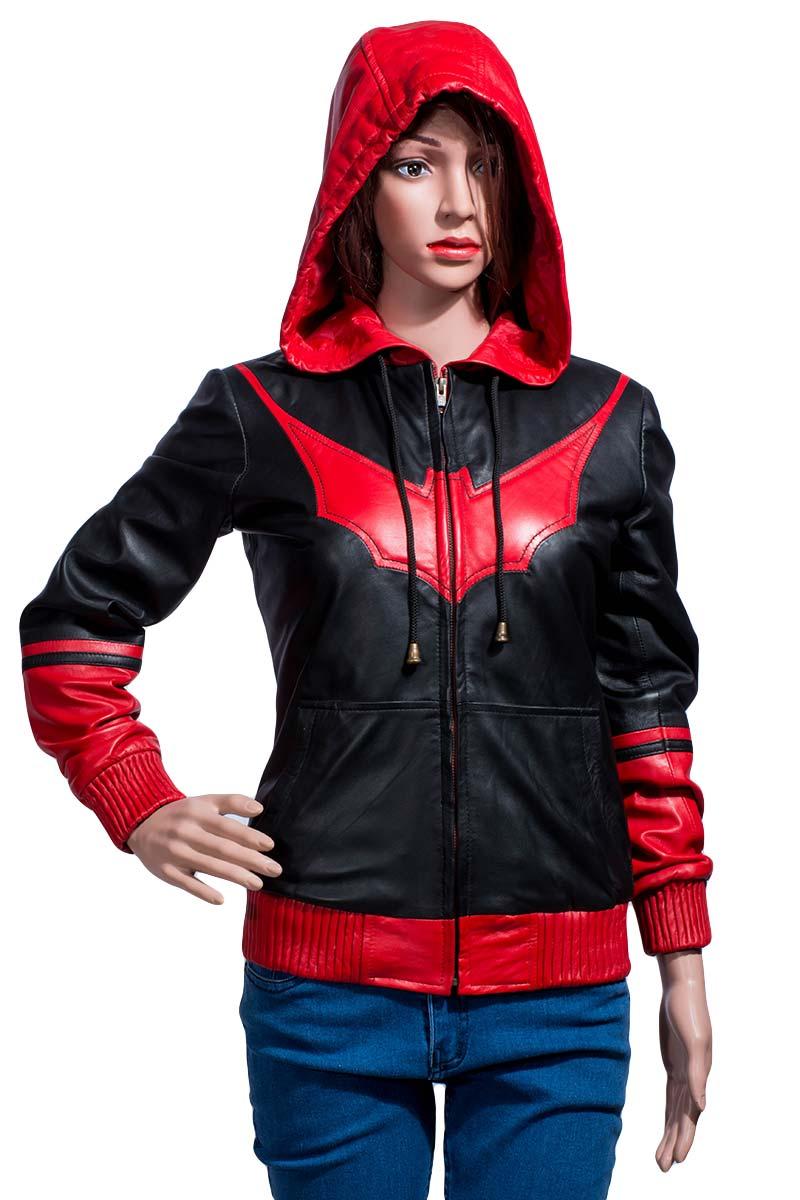 Batwoman katherine kane jacket