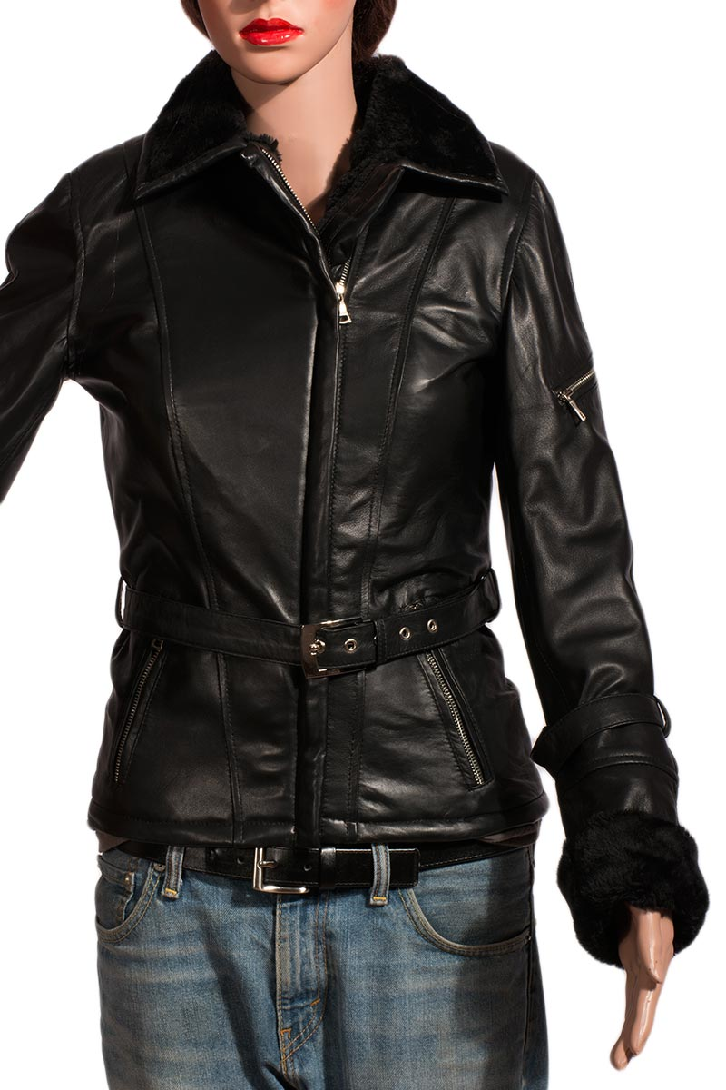 Black Emma Swan Once Upon A Time Jacket