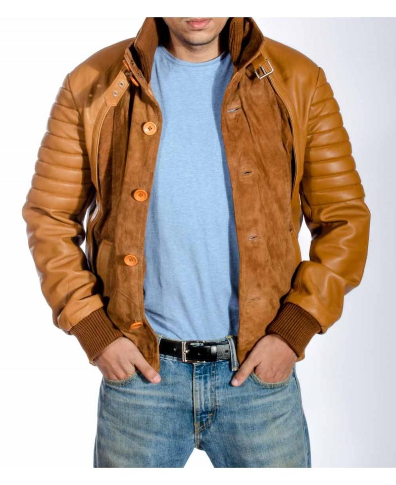 Camel Brown Jacket