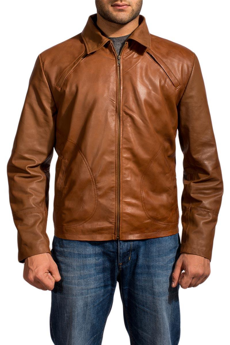 Classic Vintage Brown Jacket
