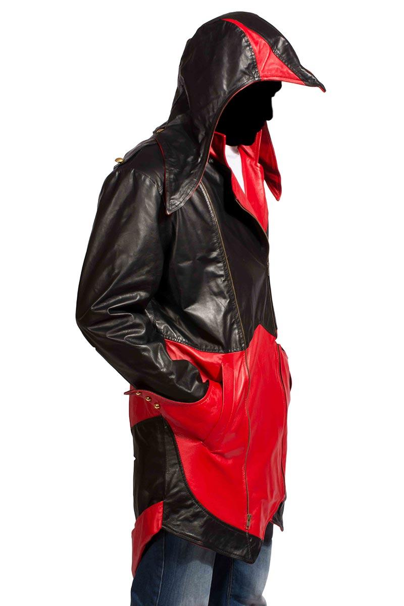 Assassins Creed Red & Black Jacket