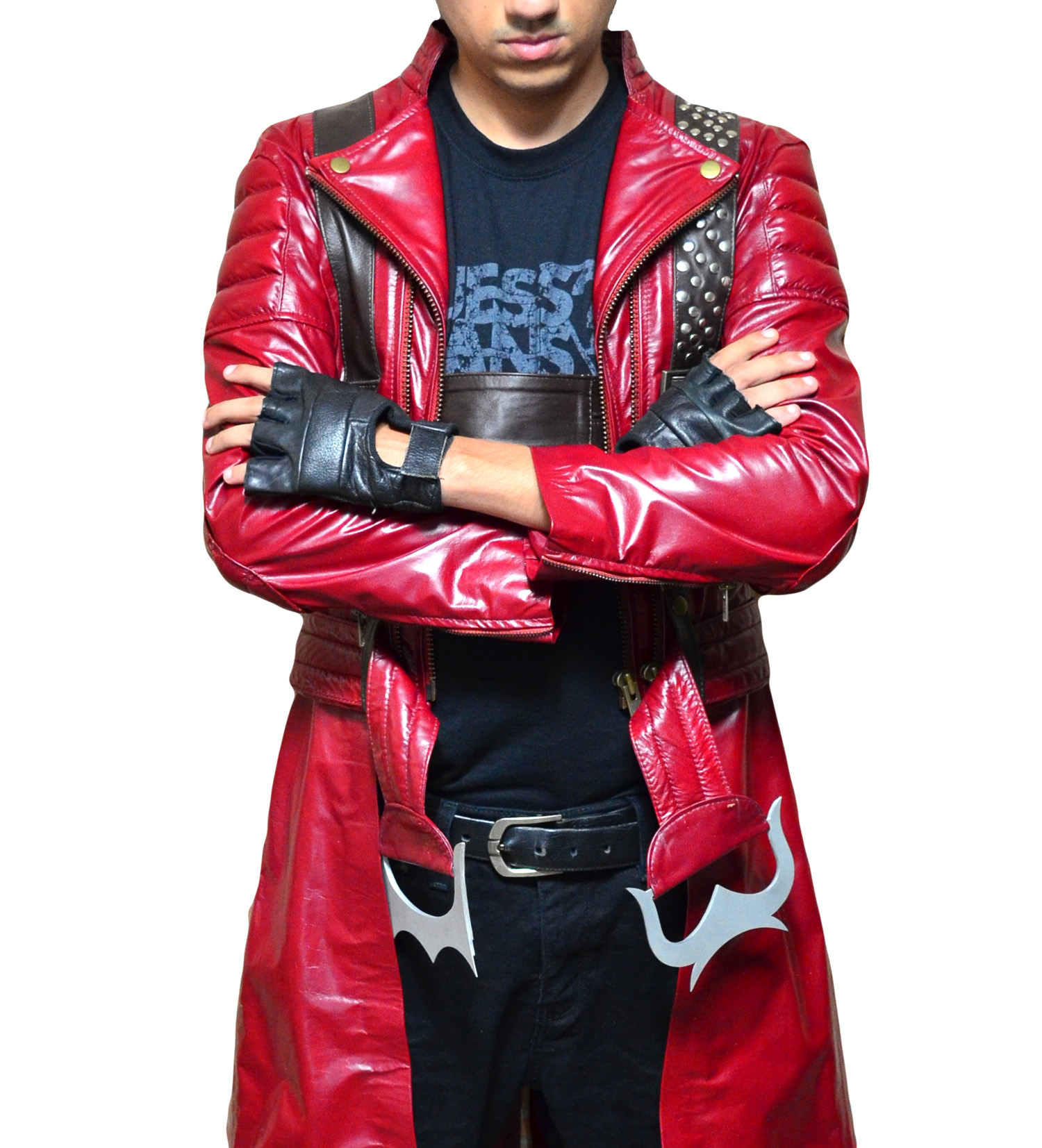 Devil May Cry DMC Dante Costume Cosplay