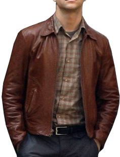 Casual Brown Inception Arthur Jacket