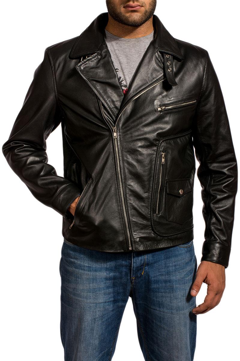 Classic Rocker Biker Jacket