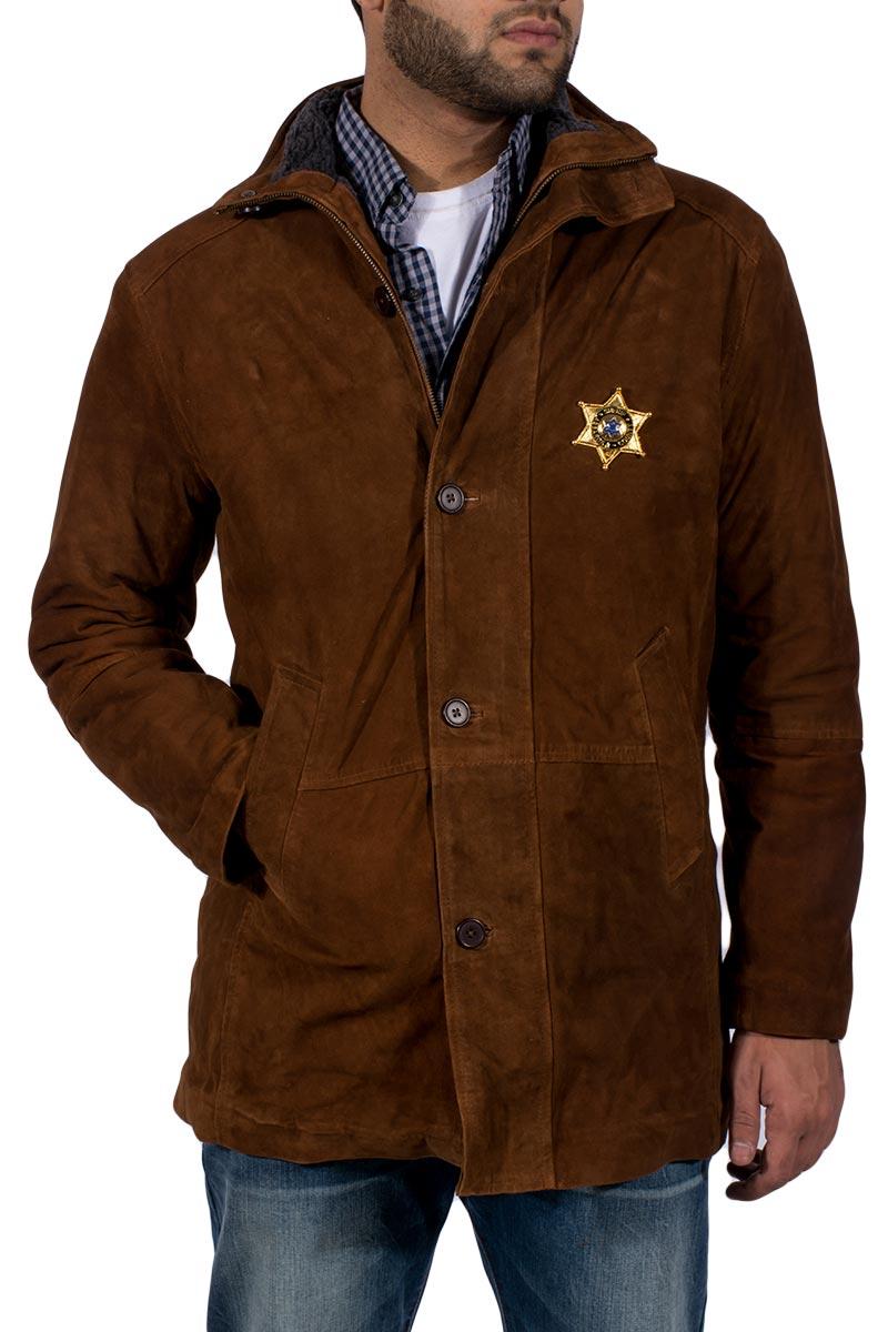 Brown Sheriff Jacket