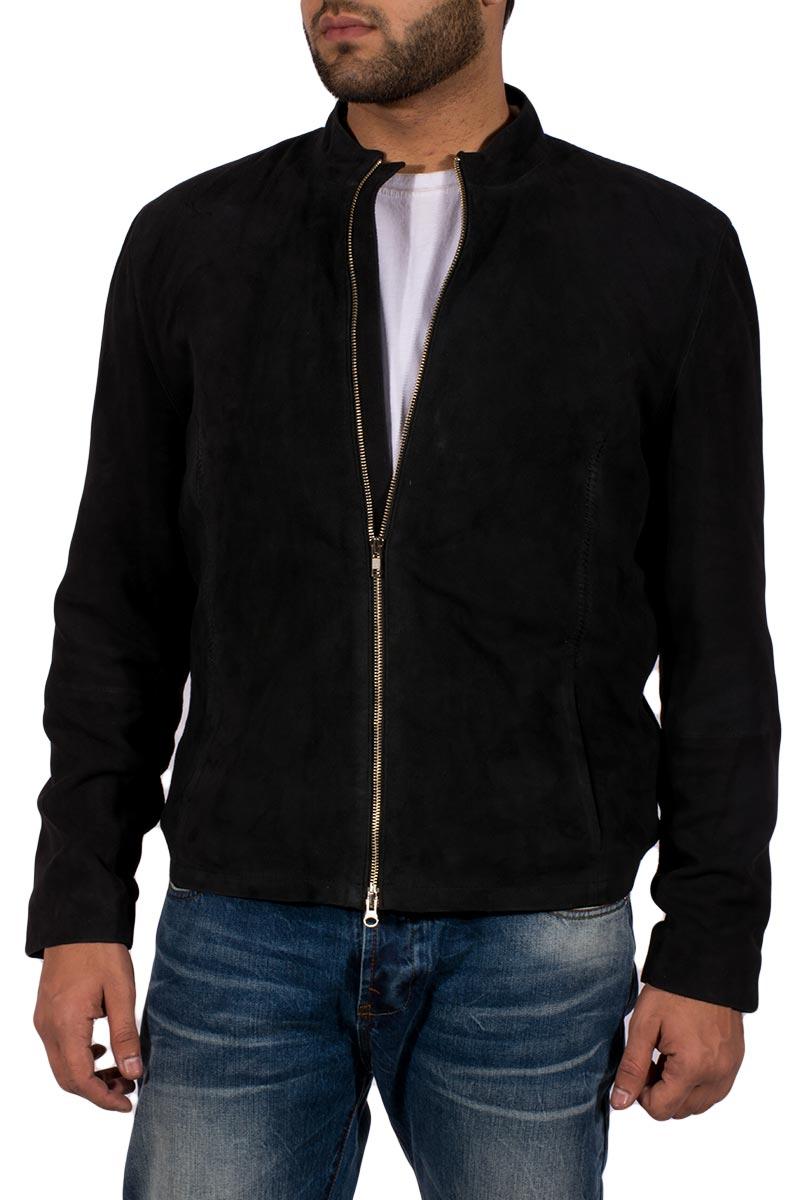 Charcoal Matte Jacket