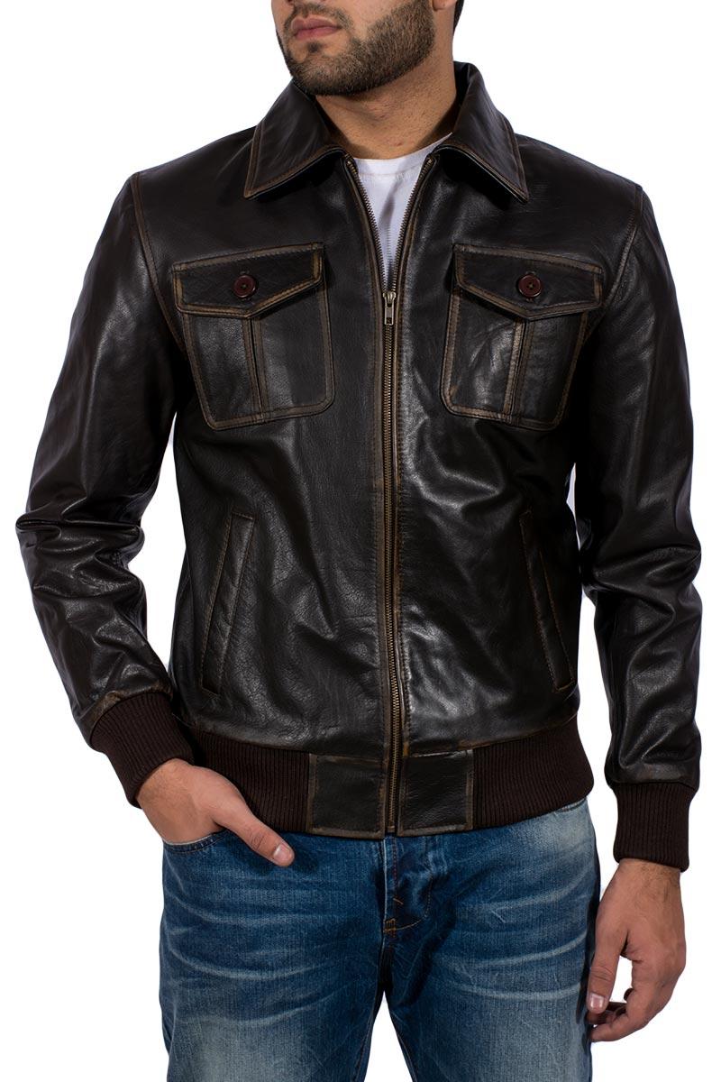 Burnt Brown Cowboy Jacket