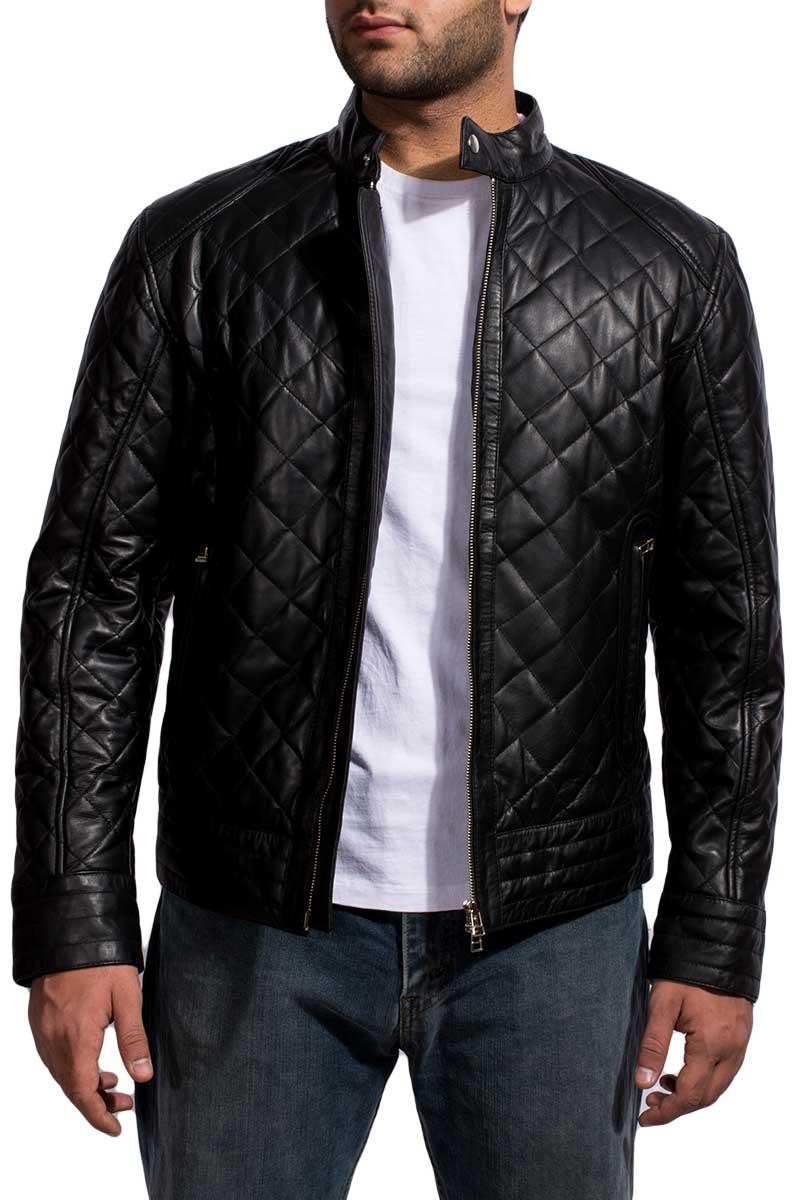 Black Diamond Stacked Jacket