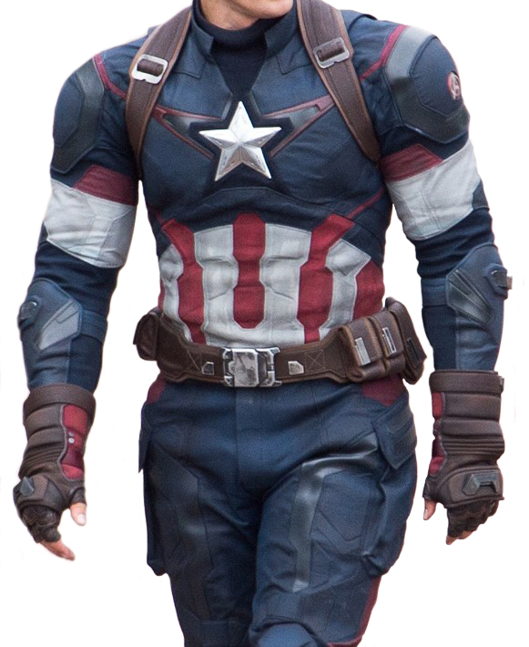 Avengers Age Of Ultron Captain America Jacket