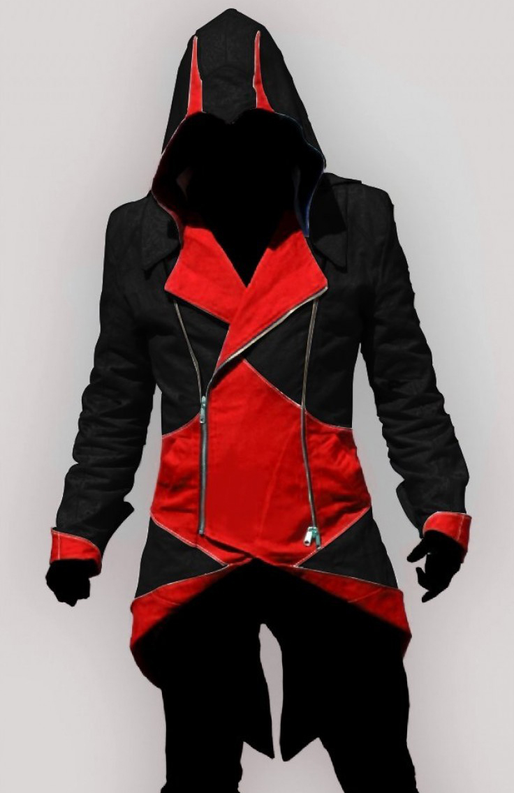 Assassins Creed Red Jacket