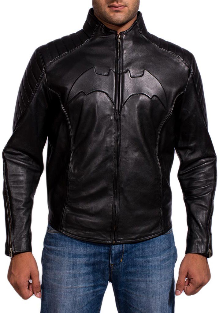 Batman Arkham Asylum Leather Jacket