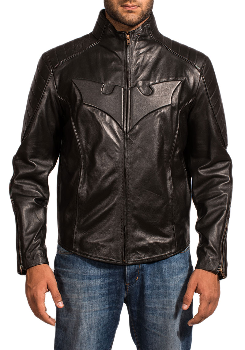 Batman Black Jacket