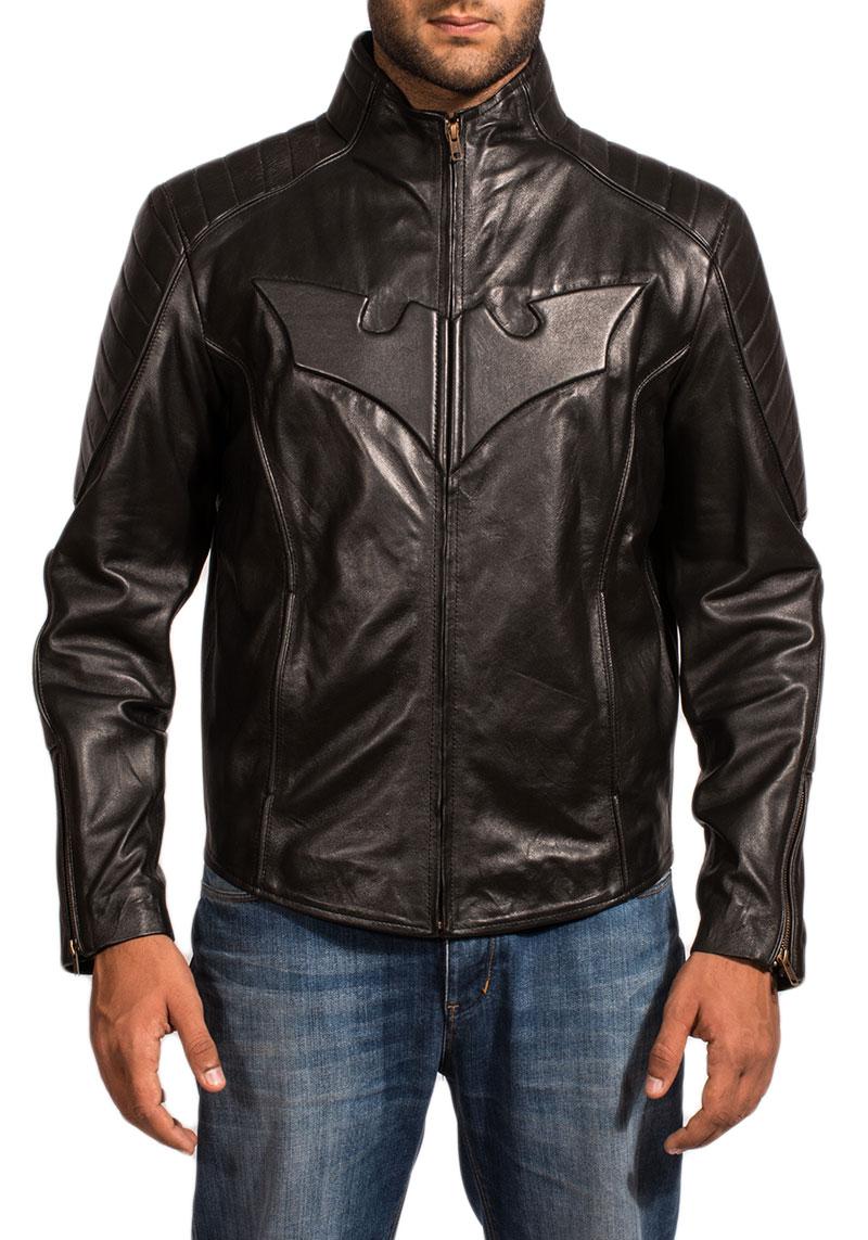 Batman Black Jacket