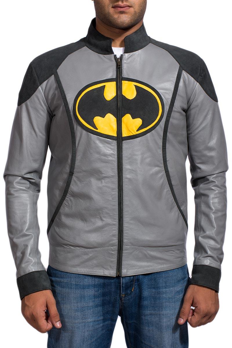 Batman INC Leather Jacket