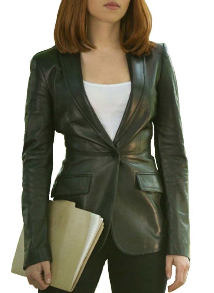 Captain America Scarlett Jacket