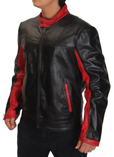 Dark Knight RIses Christian Bale Jacket