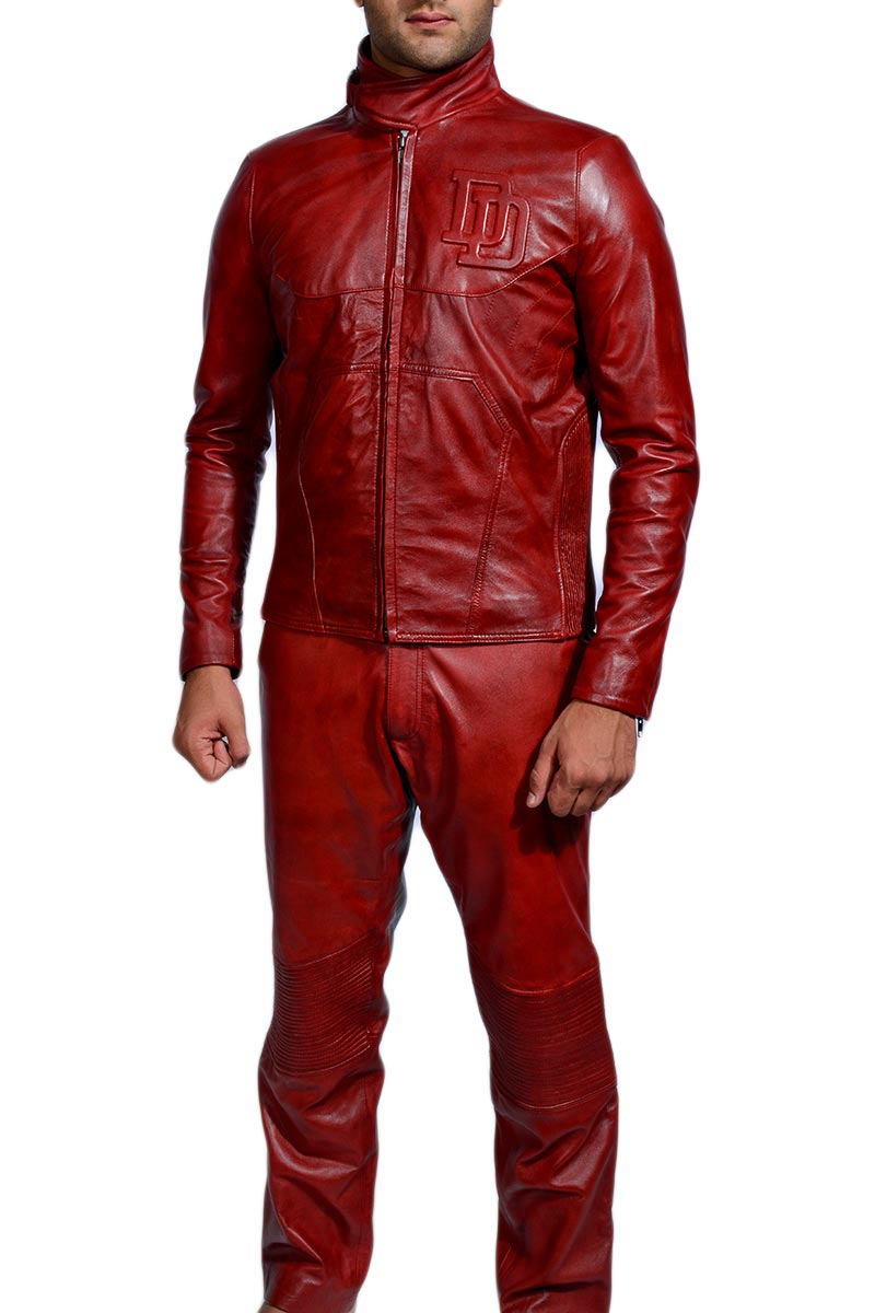 DareDevil Leather Costume